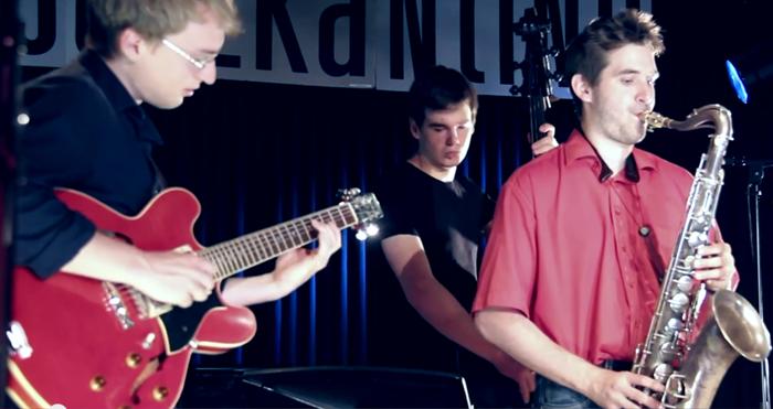 Live Music Video – Samuel Leipold