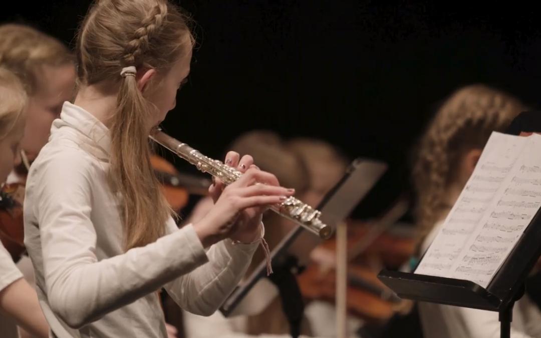 AMO Portraits – miniStrings und Jugendorchester